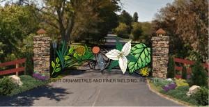 Gate-Fernwood1